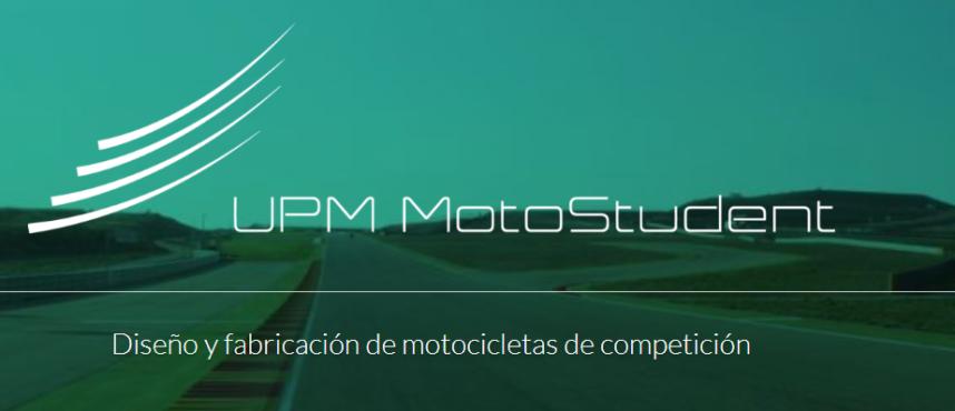 PATROCINAMOS UPM -MOTO STUDENT